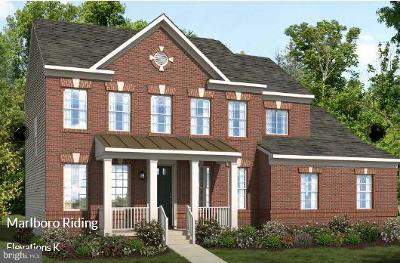 Upper Marlboro MD Single Family Home For Sale: $469,990