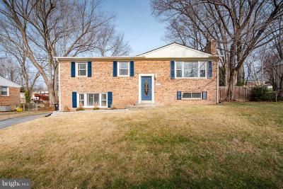 Upper Marlboro Single Family Home For Sale: 11606 Tyre Street