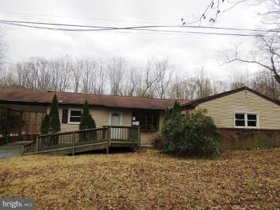 Bowie Single Family Home Under Contract: 12945 Fletchertown Road