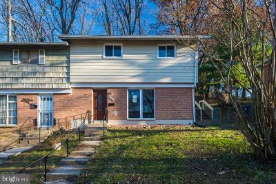 Temple Hills Rental For Rent: 2521 Afton Street