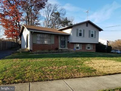 Lanham Single Family Home For Sale: 4213 Kinmount Road