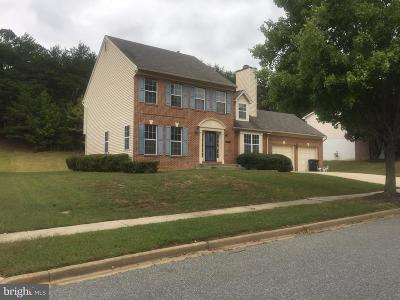 Fort Washington Single Family Home Under Contract: 10507 Cedarwood Lane