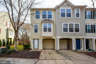 Upper Marlboro Townhouse For Sale: 13815 Courtland Lane