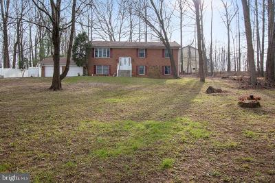 Upper Marlboro Single Family Home For Sale: 11205 Brown Road
