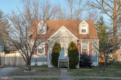 Laurel Single Family Home For Sale: 405 Compton Avenue