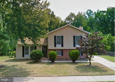 Forestville Single Family Home For Auction: 2604 Timbercrest Drive