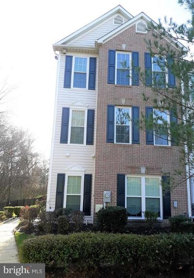 Bowie MD Townhouse For Sale: $293,000