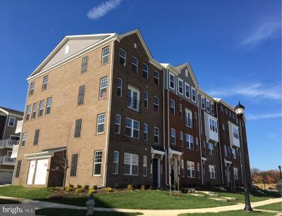 Upper Marlboro Condo Under Contract: 9719 Glassy Creek Way