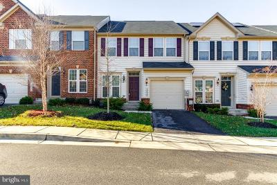 Accokeek Townhouse For Sale: 13819 Catzell Court