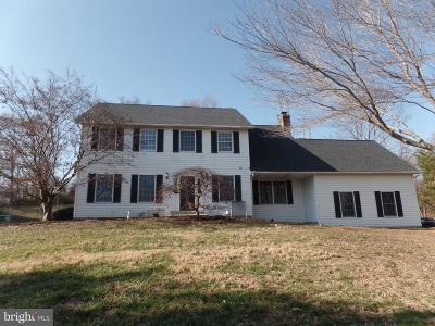 Upper Marlboro Single Family Home For Sale: 11701 Carol Ann Court