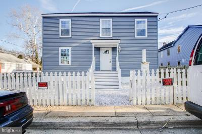 Laurel Single Family Home For Sale: 20 Post Office Avenue