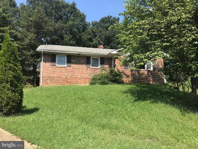 College Park Single Family Home Active Under Contract: 3404 Marlbrough Court