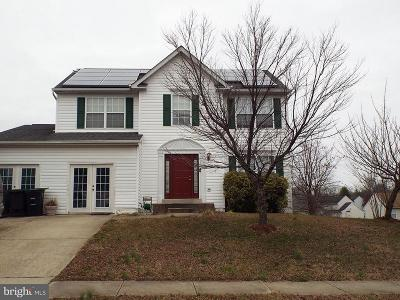 Upper Marlboro Single Family Home Active Under Contract: 9814 Hummingbird Lane