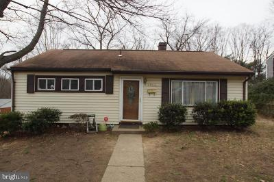 Defense Heights Single Family Home For Sale: 4856 66th Avenue