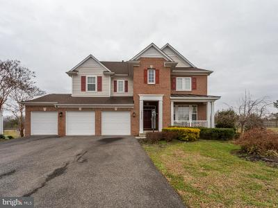 Upper Marlboro Single Family Home For Sale: 10812 Furgang Road