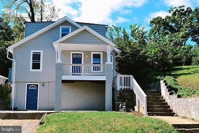 Capitol Heights Single Family Home For Sale: 4107 Urn Street