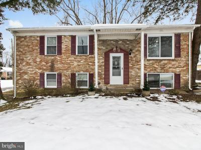 Upper Marlboro Single Family Home For Sale: 5005 Roblee Drive
