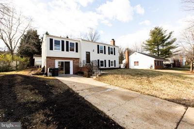 Fort Washington Single Family Home For Sale: 3605 Stonesboro Road