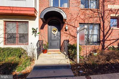Hyattsville Townhouse For Sale: 4422 Longfellow Street