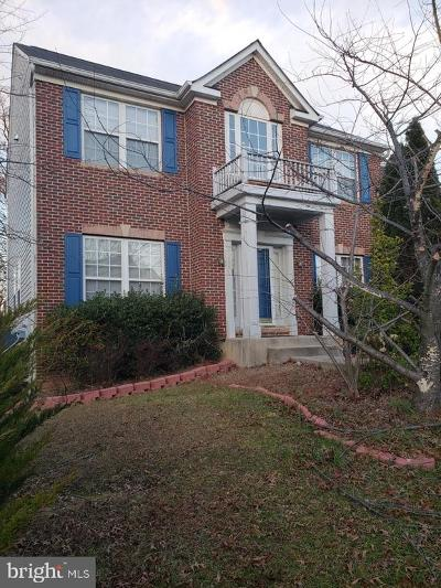 Beltsville Single Family Home Under Contract: 7606 Whethersfield Place
