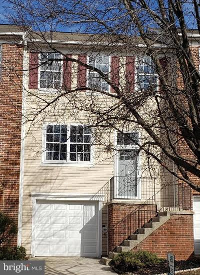Upper Marlboro Townhouse For Sale: 9906 Prince Royal Place