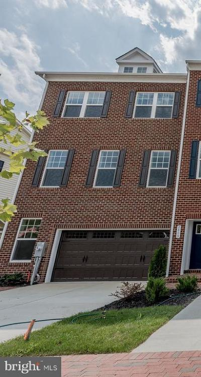 Upper Marlboro Townhouse For Sale: 3900 Effie Fox Way