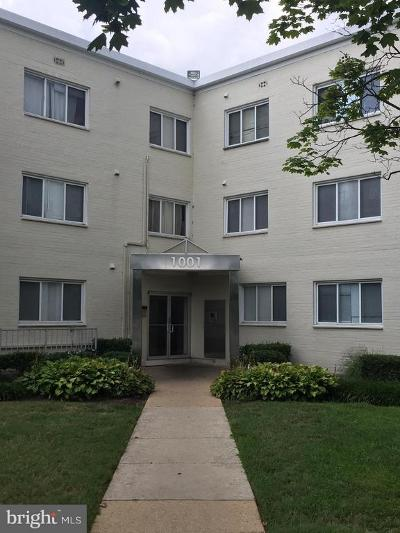 Prince Georges County Condo For Sale: 1001 Chillum Road #107