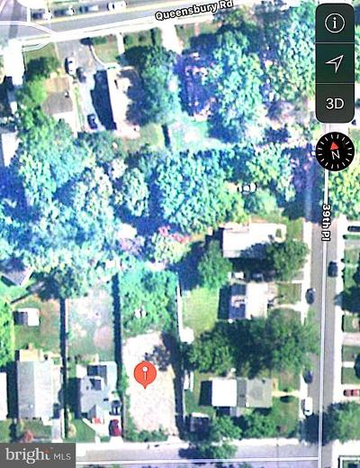Hyattsville Residential Lots & Land For Sale: 3810 Powhatan Road