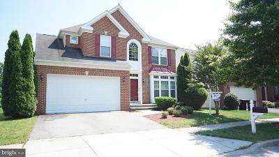 Brandywine Single Family Home For Sale: 8121 Grayden Lane