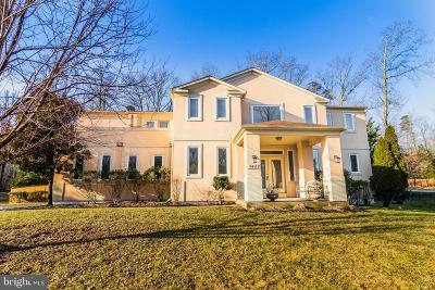 Prince Georges County Single Family Home For Sale: 7422 Prospect Hill Court
