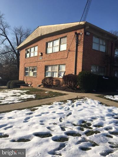 Hyattsville Rental For Rent: 7400 18th Avenue #106