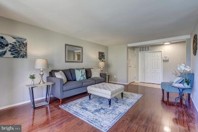 Prince Georges County Condo For Sale: 3348 Huntley Square Drive #T