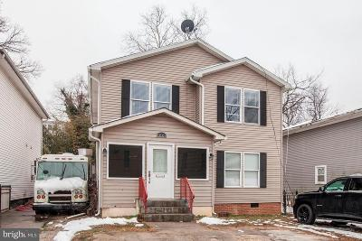 Hyattsville Single Family Home For Sale: 4807 53rd Avenue