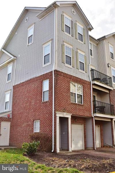 Bowie Townhouse For Sale: 10011 Broadleaf Street #14