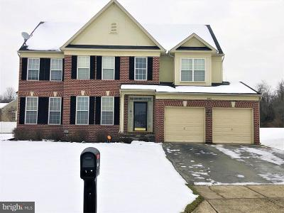 Glenn Dale Single Family Home Under Contract: 6005 Armaan Drive
