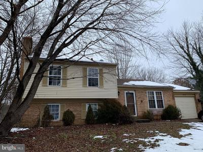 Bowie Single Family Home Active Under Contract: 15110 Nashua Lane
