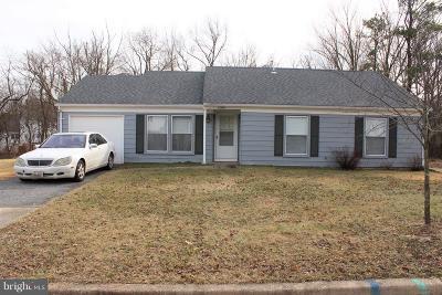Upper Marlboro Single Family Home For Sale: 1006 Trebing Lane