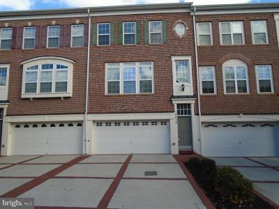 Prince Georges County Townhouse For Sale: 14638 Hawley Lane