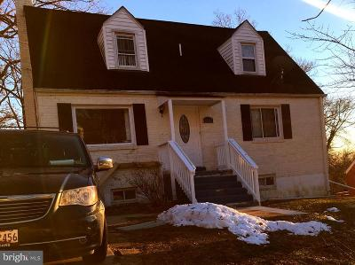 Prince Georges County Single Family Home For Sale: 5437 Varnum Street
