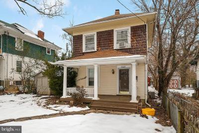 Mount Rainier Single Family Home For Sale: 3602 Bunker Hill Road