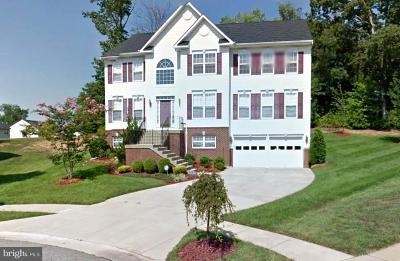 Fort Washington Single Family Home For Sale: 11401 Ticonderoga Court