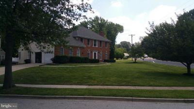 Bowie MD Single Family Home For Sale: $500,000