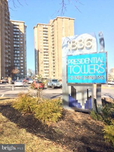 Prince Georges County Condo For Sale: 1836 Metzerott Road #922