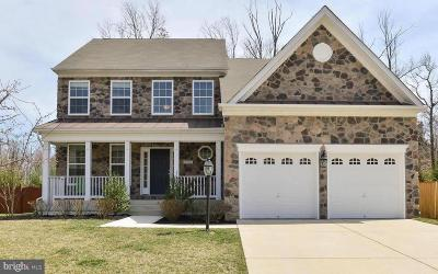 Accokeek Single Family Home Under Contract: 17202 Madrillon Way