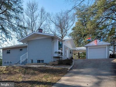 Upper Marlboro Single Family Home For Sale: 10260 Prince Place