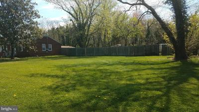 Fort Washington Residential Lots & Land Active Under Contract: Allentown Road