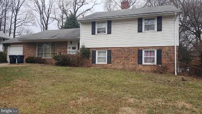 Calverton Single Family Home For Sale: 3106 Chapel View Drive