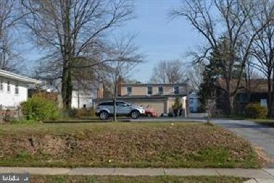 Laurel Residential Lots & Land For Sale: 603 Park Avenue