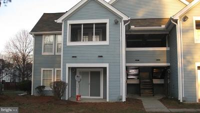 Upper Marlboro Rental For Rent: 13434 Lord Dunbore Place #3-2