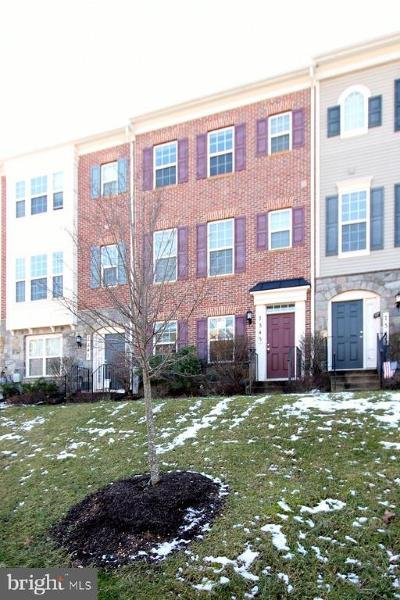 Townhouse Under Contract: 7345 Archsine Lane